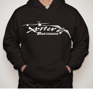 bartender hoodie